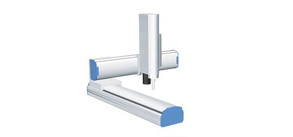 YAMAHA Cartesian robots - shaft u-down type