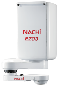 NACHI ROBOT EZ SERIES - ARTICULATED ROBOT EZ03