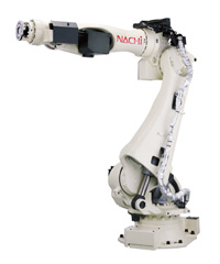 NACHI ROBOT SRA SERIES - SPOT WELDING SRA100H, SRA133HL