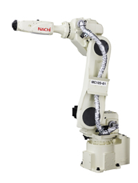 NACHI ROBOT MC SERIES - HIGH SPEED SAVE SPACE MC10S