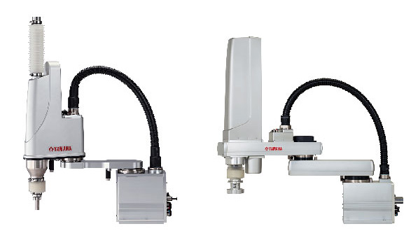 YAMAHA SCARA robots - Dust-proof and drip-proof SCARA robots