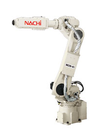 NACHI ROBOT MC SERIES - HIGH SPEED SAVE SPACE MC20