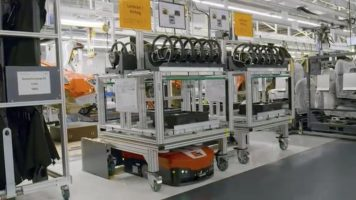 Audi - AGV and Lean Production
